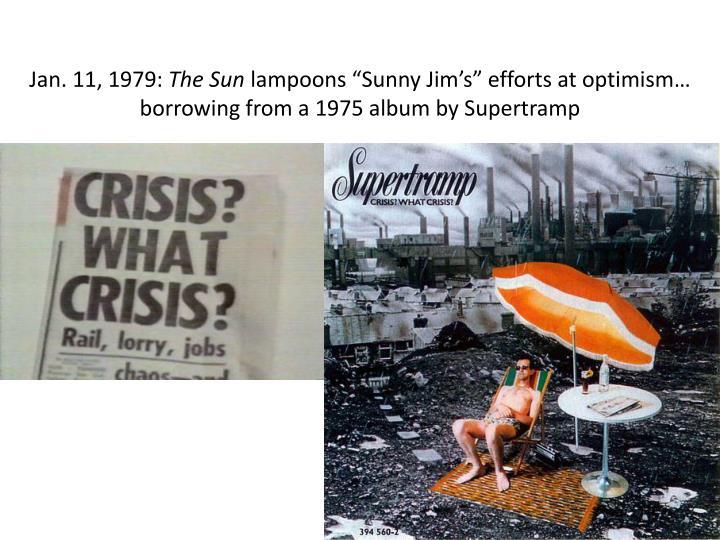 Jan. 11, 1979:
