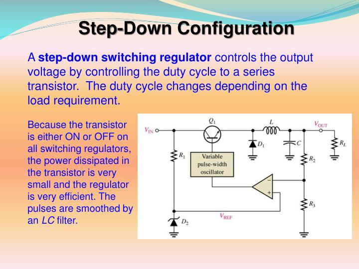 Step-Down Configuration