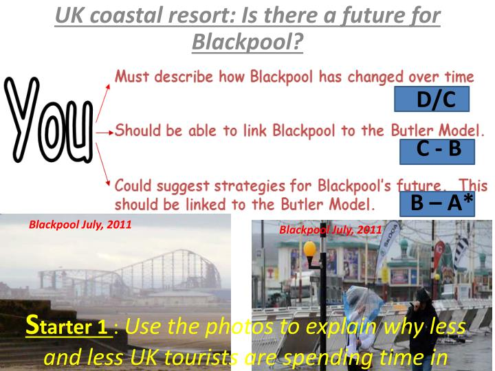 Uk coastal resort is there a future for blackpool