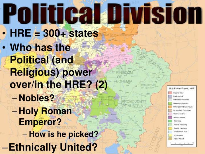 Political Division