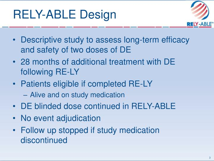 RELY-ABLE Design