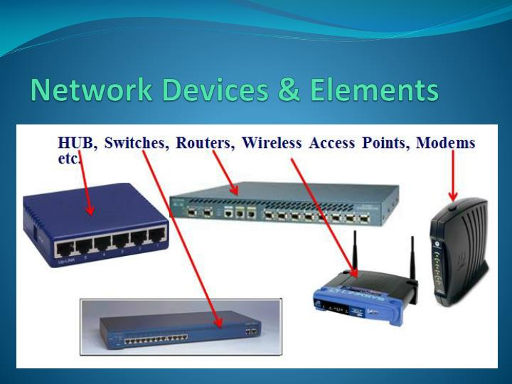 Network Devices &