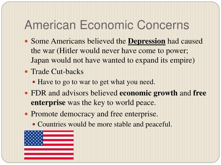 American Economic Concerns