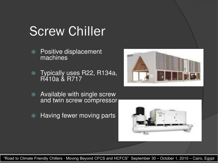Screw Chiller