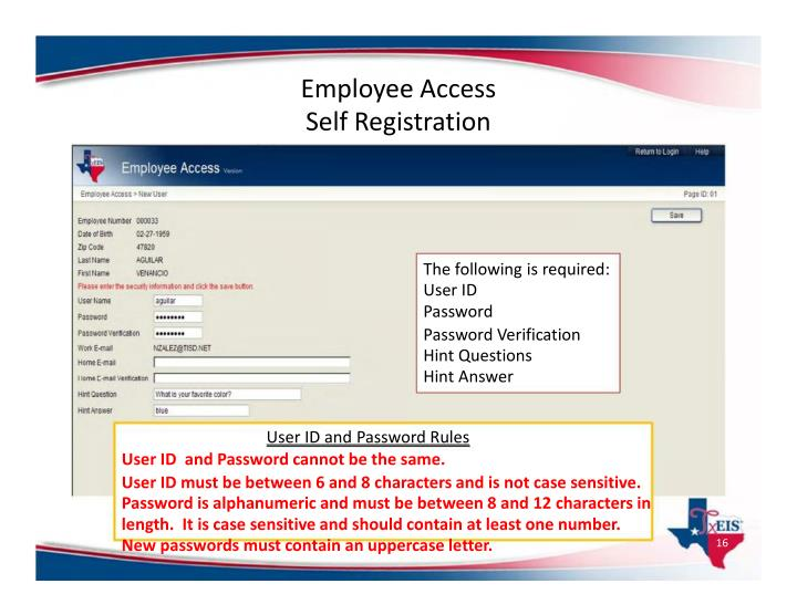 EmployeeAccess