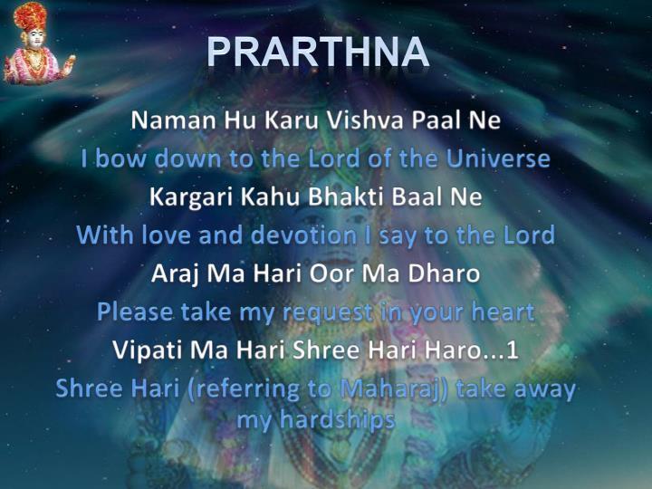 Prarthna