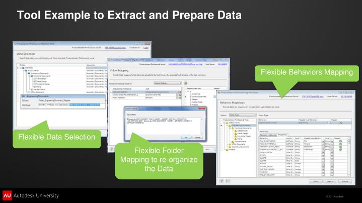 Tool Example to Extract and Prepare Data