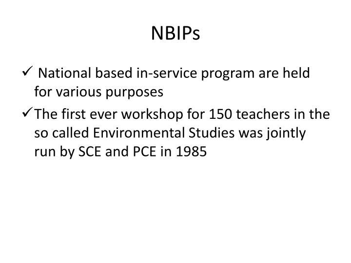 NBIPs
