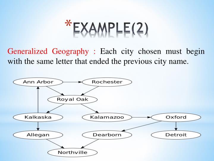 Generalized
