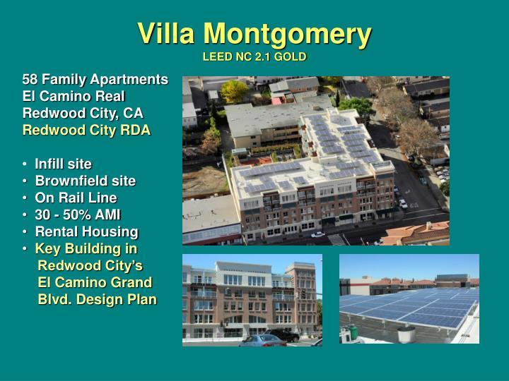 Villa Montgomery