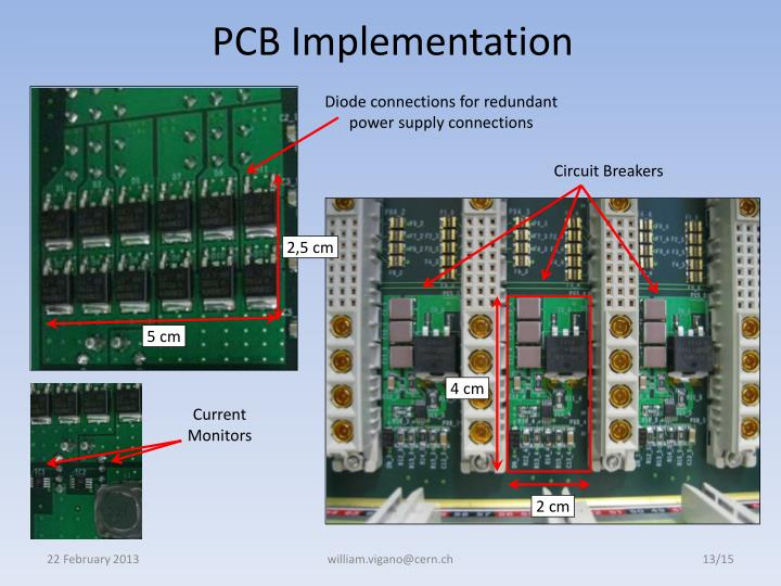 PCB Implementation
