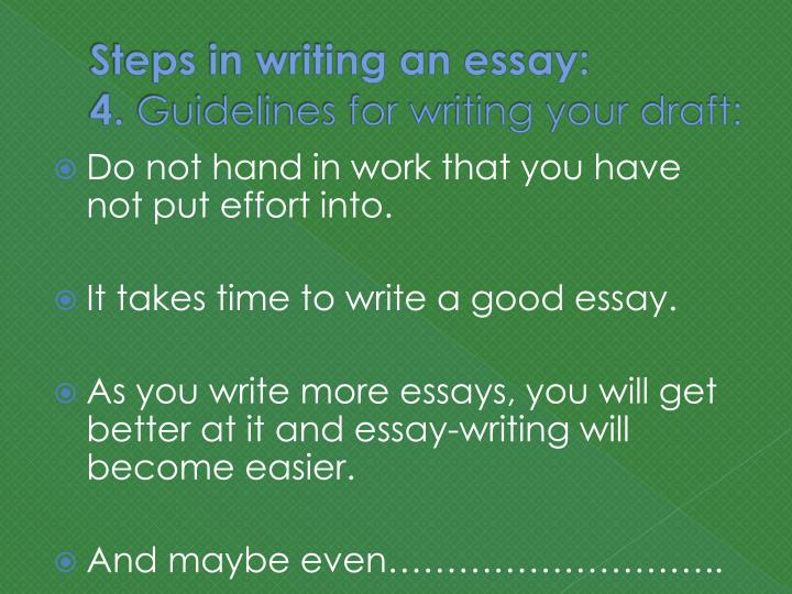 guidelines for writing an essay Statistics homework help online guidelines for writing an essay digital library international dissertation expert resume writing 8th edition.