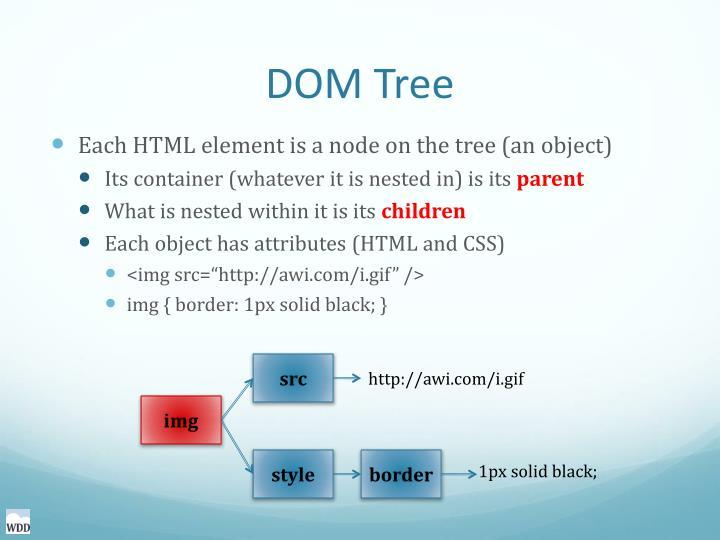 DOM Tree