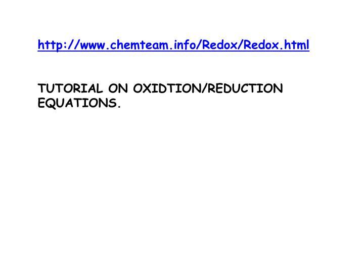 http://www.chemteam.info/Redox/Redox.html