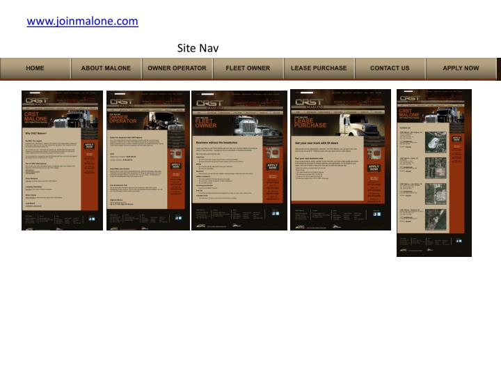 www.joinmalone.com