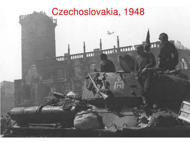 Czechoslovakia, 1948
