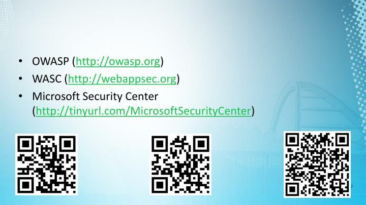 OWASP (