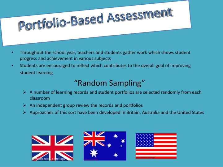 Portfolio-Based Assessment