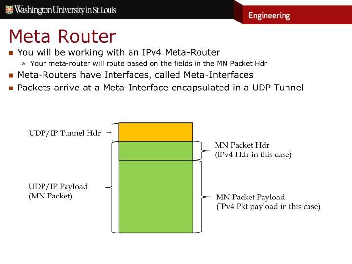 Meta Router