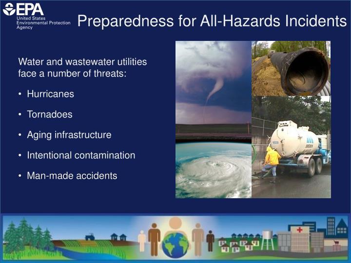 Preparedness for All-Hazards Incidents