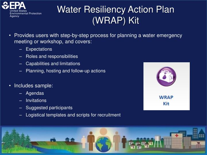 Water Resiliency Action Plan