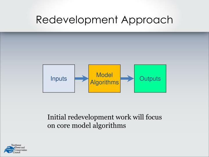 Redevelopment Approach