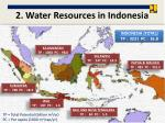 2 water resources in indonesia