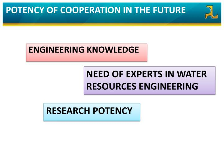 POTENCY OF COOPERATION IN THE FUTURE