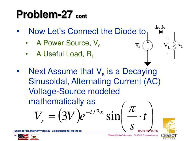 Problem-27