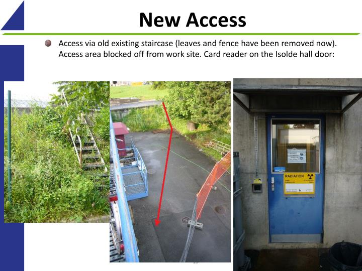 New Access