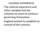 colonial experiences4