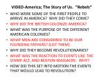 video america the story of us rebels