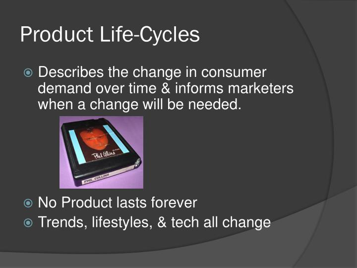 Product Life-Cycles