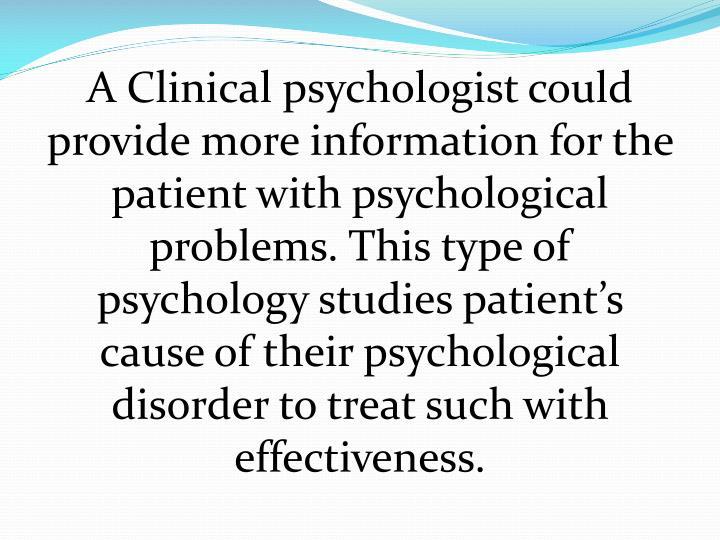 A Clinical
