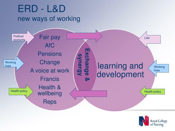 ERD - L&D