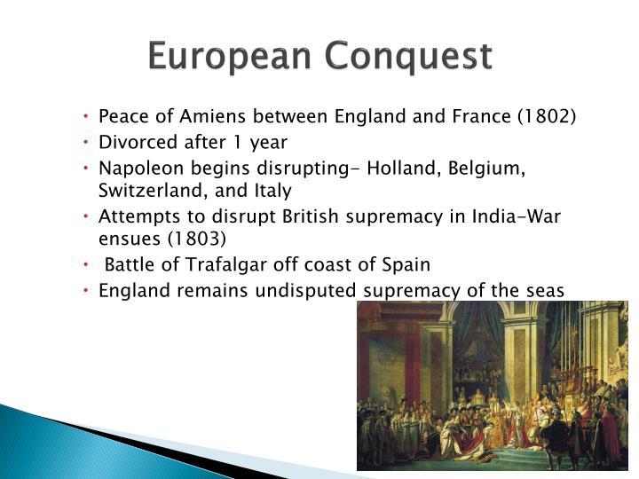 European Conquest