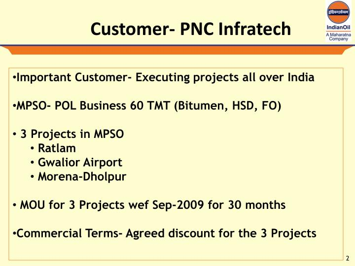 Customer- PNC