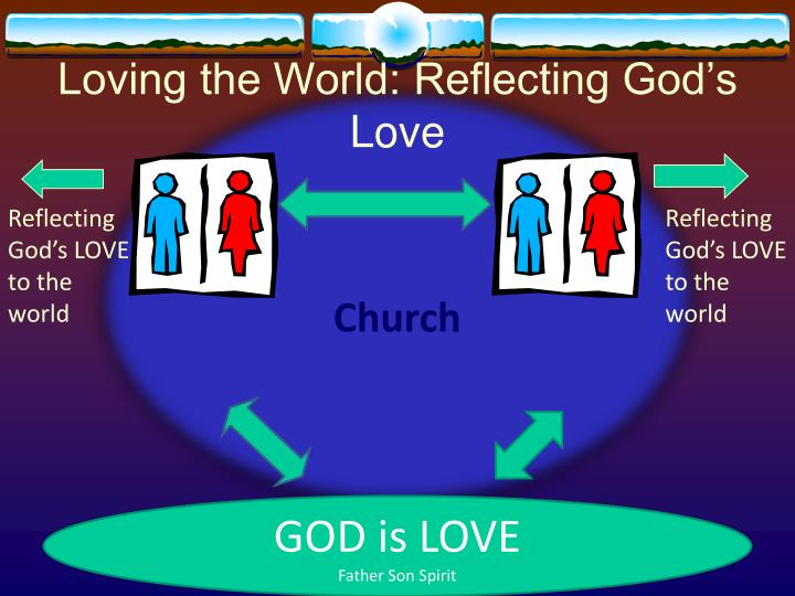 Loving the World: Reflecting God's Love