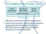 the medbiq virtual patient mvp