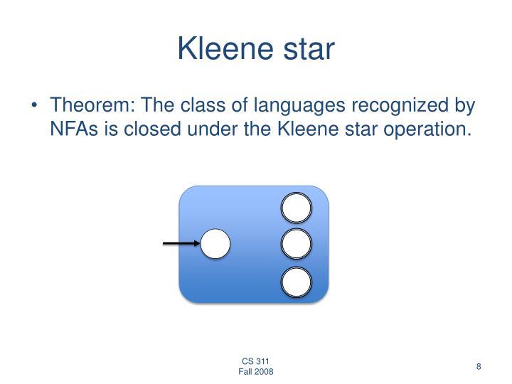 Kleene