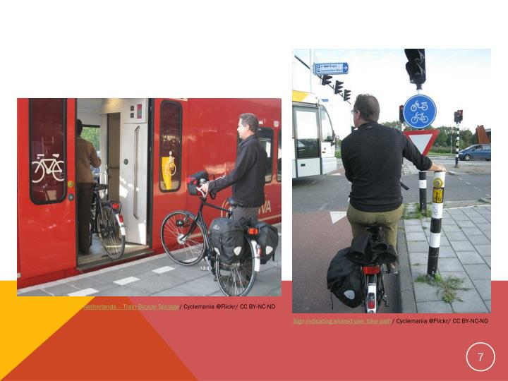 Netherlands – Train Bicycle Storage