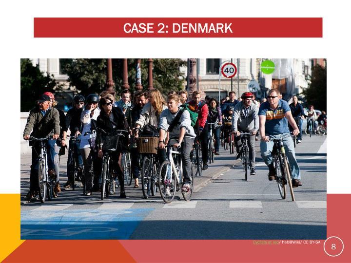 Case 2: Denmark