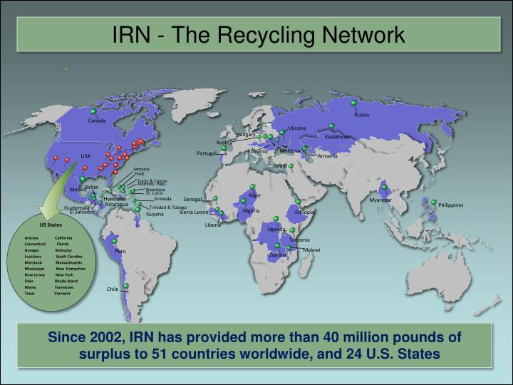 IRN - The Recycling Network