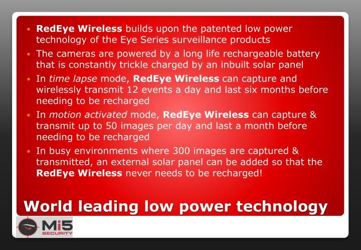 RedEye Wireless