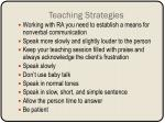 teaching strategies1