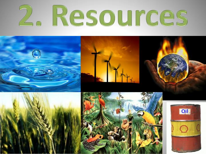 2. Resources