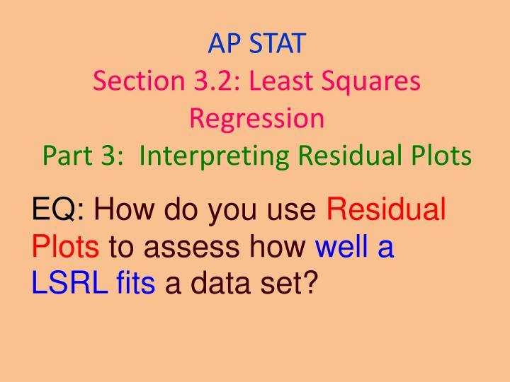 AP STAT