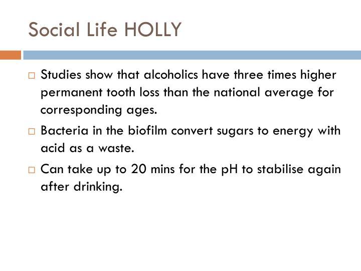 Social Life HOLLY