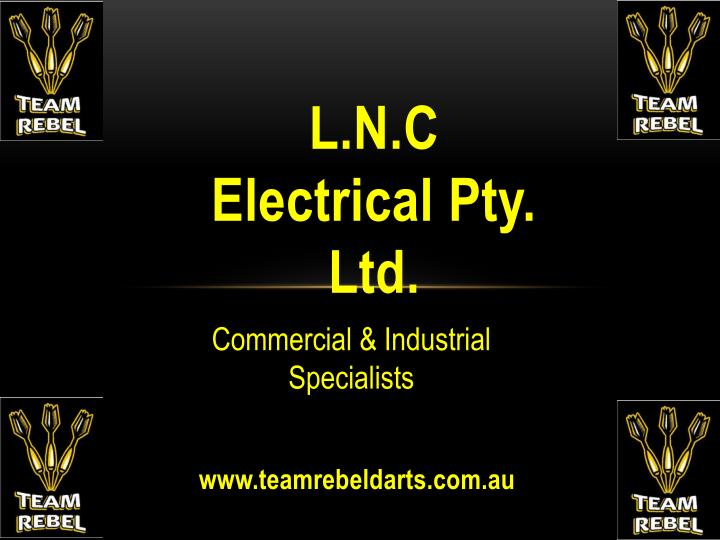 L.N.C   Electrical Pty. Ltd.