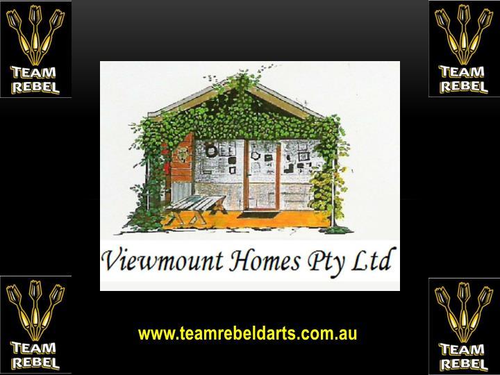 www.teamrebeldarts.com.au